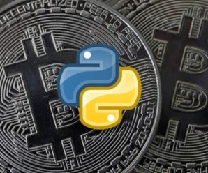 Python & Cryptocurrency: Build 5 Real World Applications
