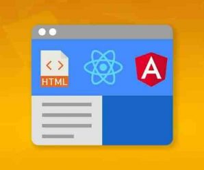 Beginner full stack web development html css react & node