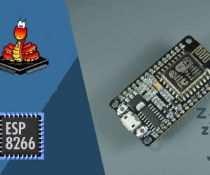 Build Internet of Things with ESP8266 & MicroPython
