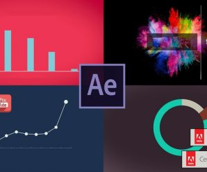 Data Visualization & Motion Graphics – Adobe After Effects CC Tutorials