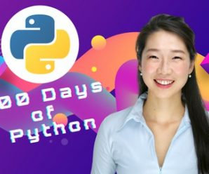 100 Days of Code – The Complete Python Pro Bootcamp for 2021 Udemy