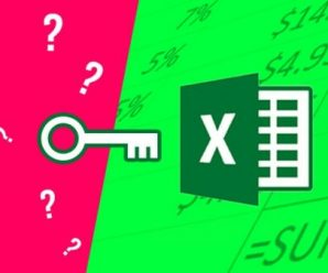 Microsoft Excel – Excel From Beginner to Advanced [2021]