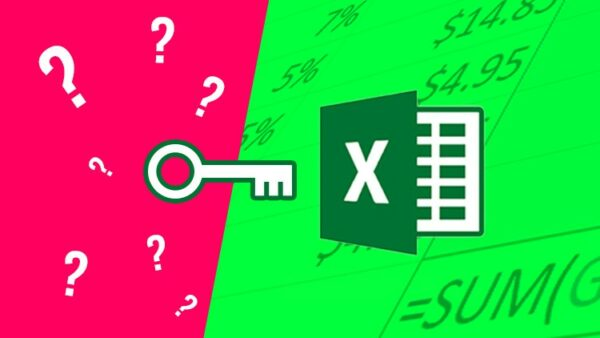 Microsoft Excel - Excel From Beginner to Advanced [2020]