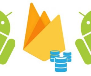 Android Application with Database – (Project Based Course)