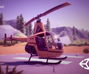 Intro to Unity 3D Physics: Helicopters
