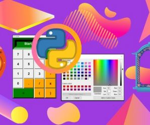 Python GUI Programming With TKinter | Build 10 GUI Projects
