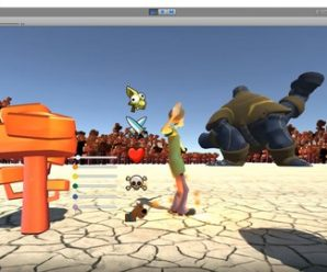 Easy Game Design with Unity
